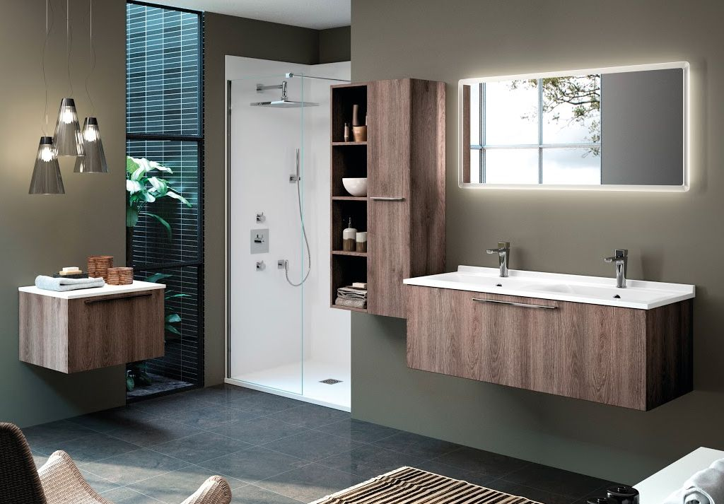 meubles salle de bains akido