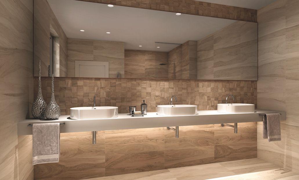 Le style scandinave : bois clair et sobriété - Concept bain