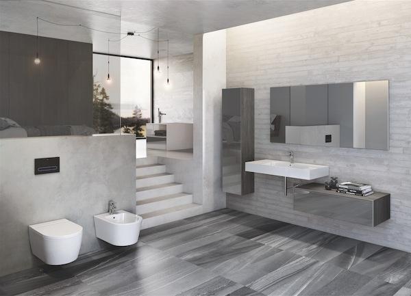 Inspira collection square de roca concept bain for Inspira de roca