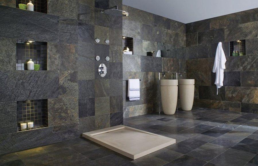 Designflex NATURAMAT revêtement salle de bain douche
