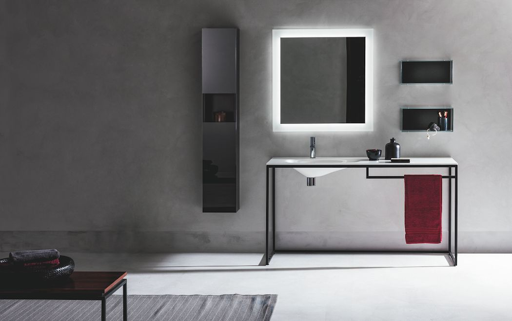 m tal en salle d 39 eau fusion profusion concept bain. Black Bedroom Furniture Sets. Home Design Ideas