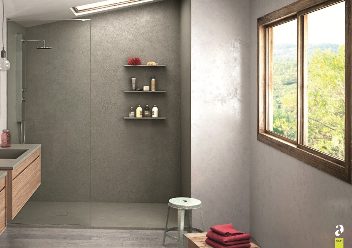 panneau mural salle de bain effet carrelage les meilleures ides de la catgorie carrelage. Black Bedroom Furniture Sets. Home Design Ideas