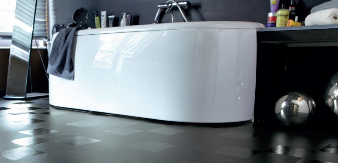 baignoire-tarkett-Revêtement de sol souples