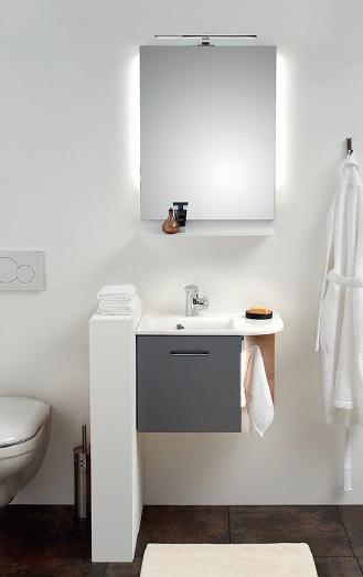 salle de bain petit espace