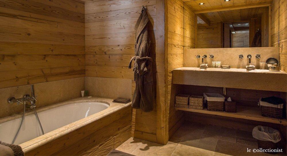 Idees D Amenagement Pour Une Salle De Bains A L Esprit Sauna