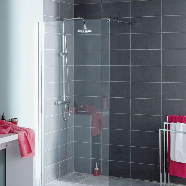 conseils pour une douche l italienne concept bain. Black Bedroom Furniture Sets. Home Design Ideas