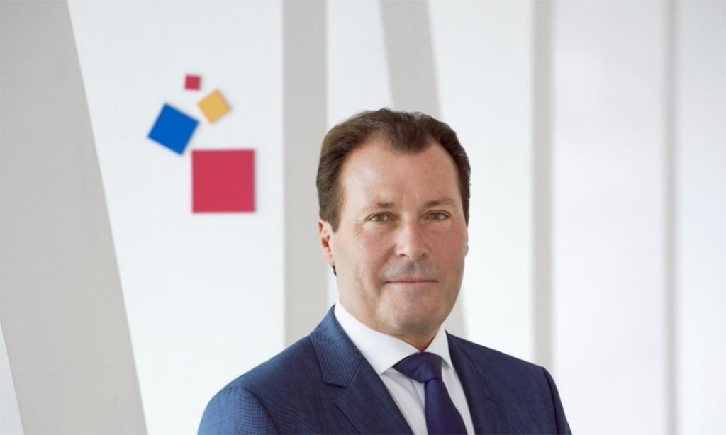 Wolfgang Marzin, président du conseil d'administration de la Messe Frankfurt, conceptbain.fr