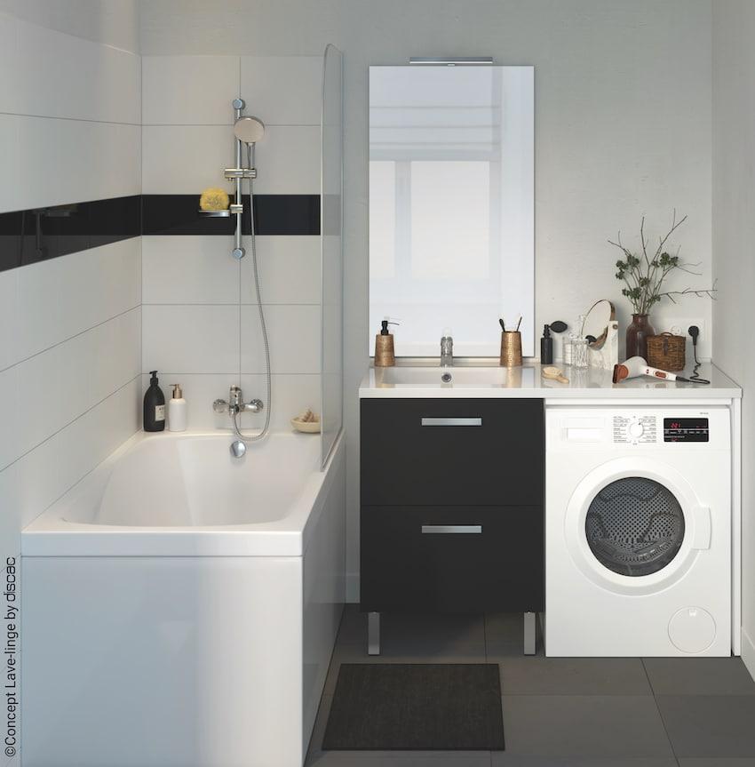 Concept lave-linge, Millésime by discac