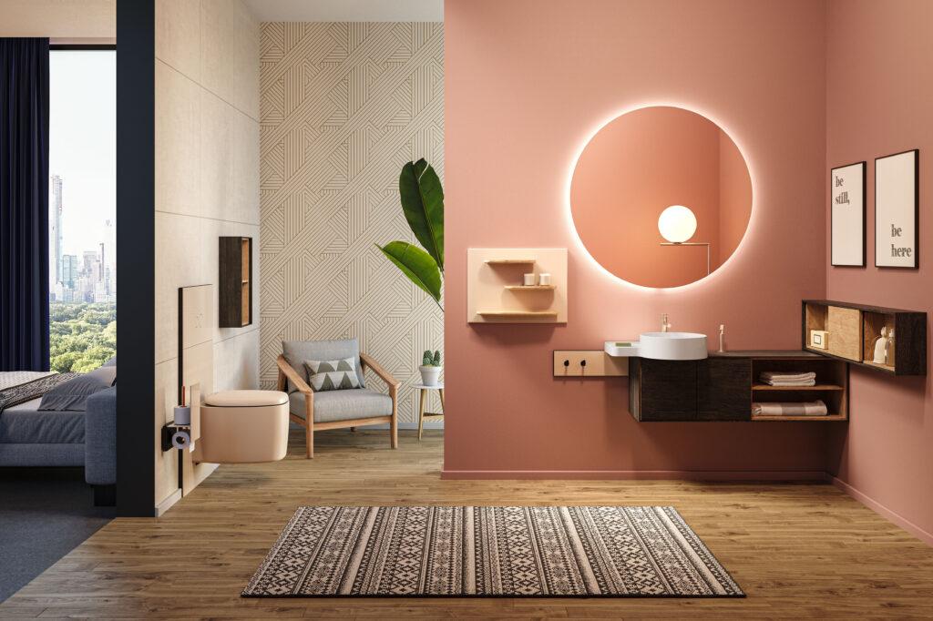 Espace sale de bain VitrA - conceptbain.fr